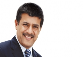 Rajesh Janey, President, EMC Corporation